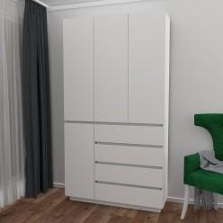 Шкаф распашной HOLD №14