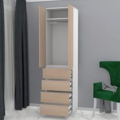 Шкаф распашной HOLD №34