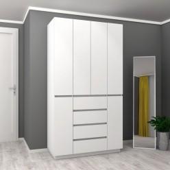 Шкаф распашной HOLD №46
