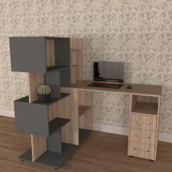 Компьютерный стол «Минивайт 102/1400»