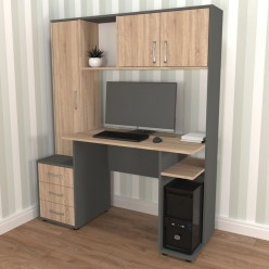 Компьютерный стол Минивайт-92