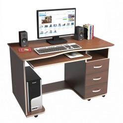 Компьютерный стол Ника-10 без надстройки