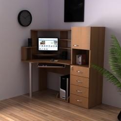 Компьютерный стол Ника-24