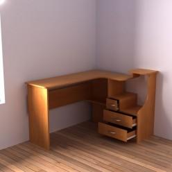 Компьютерный стол Ника-33