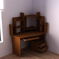 Компьютерный стол «Ника-44»