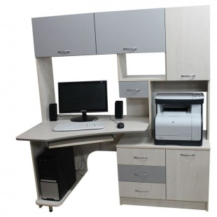 Компьютерный стол Аполлон (10155)