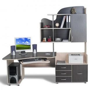 Компьютерный стол СК-6 (серия Престиж)