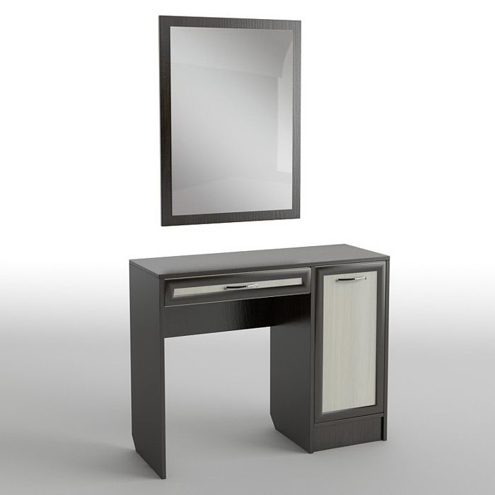 Зеркальное трюмо